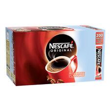 Box of 200 Nescafe Original Instant Coffee Sticks