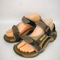 Women's TEVA Sandals Shoes SIZE 6 ER Rubber Universal