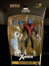 Marvel Legends Nightcrawler Wendigo BAF
