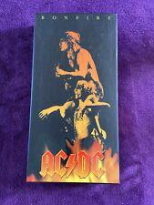BONFIRE [Box] by AC/DC (CD, Sep-2003, 5 Discs, Epic) MINT CONDITION