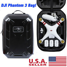 Backpack Hardshell CarryinG Case Bag Hard Shell Waterproof for DJI Phantom 3