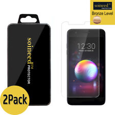 [2-Pack] SOINEED Tempered Glass Screen Protector Saver Film For LG K30 (2018)
