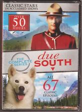 Due South Complete Series 67 EPISODES Season 1-3 DVD SET TV Show Collection Lot