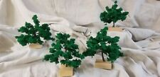 H.O scale Model Railroad Trees Hand Made in the USA