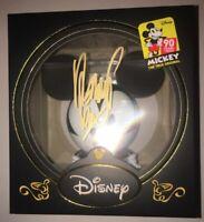 DISNEY SHORTS Commemorative 90th Anniversary Megacon Mickey Mouse Signed!