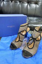 "Aquazzura ""SEXY THING"" Cutout Mesh Wedges Sandals..Size 39 (8.5/9)..MINT..$665+!"