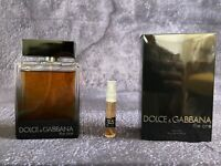 Dolce & Gabbana's The One EDP- 5 mL decant