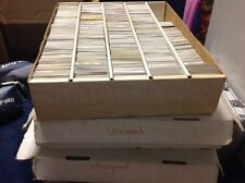 200 assorted MLB cards including Bonds, Clemens, part of monster Lot
