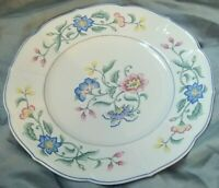 """Vintage - Rare - Villeroy and Boch Delia 12 1/8"""" Round Cake / Serving Plate"""