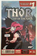 Thor: God of Thunder 19 NM- 2014 1st App Dario Agger Minotaur Jason Aaron 2013