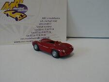 """Wiking 0167 02 - Porsche 550 Spyder Baujahr 1953 in """" purpurrot """" 1:87 NEU"""