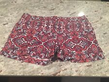 Ladies Shorts By Kenar Size 12 In Very Good Pre-owned Condition!