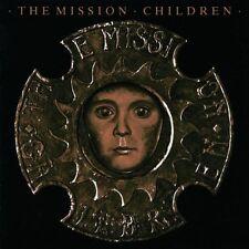 The Mission - Children / PHONOGRAM RECORDS CD 1988