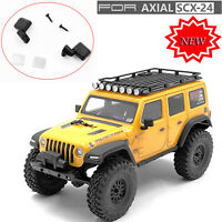 Rearview Mirror Modification Parts for Axial SCX-24 1/24 Jeep RC Crawler Car New