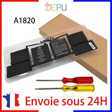 """A1820 OEM Batterie MacBook Pro RETINA Touch Bar 15"""" A1707 2016-17 1an garantie"""