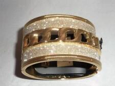Pulseras de joyería diamante oro