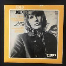 "JOHN WALKER / SCOTT WALKER Solo John - Solo Scott PHILIPS BE12597 VINYL EP 7"" EX"