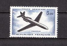 timbre france poste aérienne   prototype   Caravelle    num:  40  **