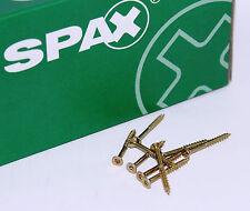 1000 ABC Spax Spaxschrauben Torx 4x40 gelb verzinkt Spanplattenschrauben