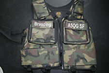 Cops911 Well-Crafted Tactical Paintball Vest - Sizes L To 4Xl - New