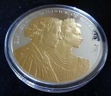 2012 SILVER PROOF 5OZ GUERNSEY £10 COIN BOX + COA QUEEN DIAMOND JUBILEE 1/450