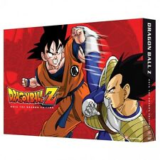 Rock the Dragon Ball Z Series Limited Edition DVD Box Set complete w/ Bonus Book