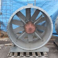 "GEC WOODS 48"" 1220mm 17.2kW Aerofoil AXIAL Fan Ventilation Air Conditioning HVAC"