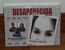 DESAPARECIDA-MISSING-SERIE COMPLETA-HECHOS REALES-REAL FACTS-5 DVD-NUEVO-SEALED