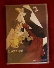 Baccano! Volume 2 Official Aniplex DVD