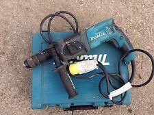 MAKITA HR2470 DRILL & HAMMER DRILL ROTARY 110 VOLT SITE SAFE