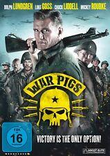 War Pigs DVD - Dolph Lundgren Mickey Rourke