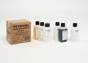 TETENAL Colortec© C-41 Negativ Kit Rapid für 1,0 Liter  NEU  NEU  NEU  !!!!!!!