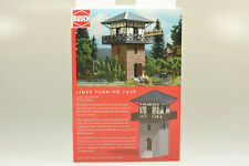Busch H0 1639 Limes Turm NEU und OVP