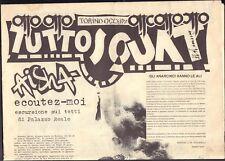 Tuttosquat-Controcultura-Dissidenze-Contestazione-Anarchismo ( rif. 21794 )