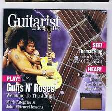 GUNS N' ROSES / THOMAS BLUG Guitarist CD GIT278 2006