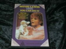 SHARI LEWIS IS BACK YOU CAN DO IT  A  RARE FIND VHS VIDEO PAL~