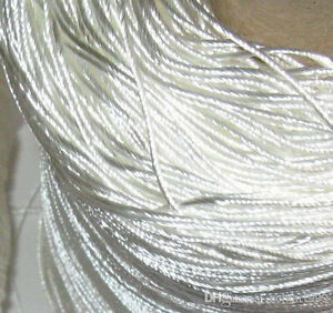 Fibreglass Rope String - 10, 25, 50 or 100 lin m - Choose 1mm, 1.5mm or 2mm