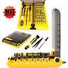 45 Multi Small Precision Hex Torx Star Mini Screwdriver Set Bits Repair Tool Kit