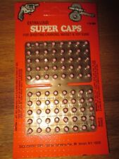 Vintage Extra Loud Super Caps 19-990 For Cannon Midget & Toy Gun w Free ship!