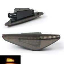 2x LED Seitenblinker Blinker SMOKE SCHWARZ getönt BMW X3 F25 X5 E70 X6 E71 37-1A
