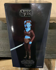 Sideshow Star Wars 1/6 Scale Aayla Secura Jedi Knight NRFB New Rare