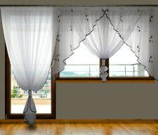 Balkontur Fenster Gardine Gunstig Kaufen Ebay