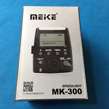 Meike MK-300 TTL Flash Speedlite Light USB for Sony Alpha A77 A580 NEX-7 5T A7S