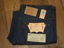 Levis NWT Mens 42x33 501XX Shrink to Fit Jeans 100% Cotton 1993