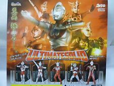 Ultimate Solid Ultraman Vol.1 All 8 Types Full Comp The First Edition Gashapon