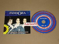 Pandora Hace Tres Noches Apenas 1997 Emi Cd Mexico