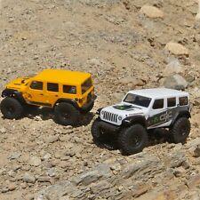 Axial Scx24 Jeep Wrangler JLU mini Scaler 4x4 1/24 RTR - Vari Colori