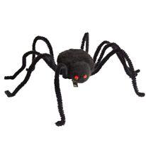 Haarspange Spinne mit Clip schwarz Helloween Karneval Kostümfeste