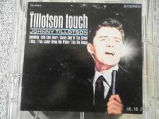 "JOHNNY TILLOTSON..""THE TILLOTSON TOUCH""..MUNTZ 4 TRACK TAPE CARTRIDGE.."
