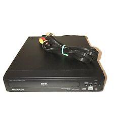 Player Dvd Magnavox Mdv2300 Progressive Scan Cd Digital Audio Dolby w/ Rca Cords